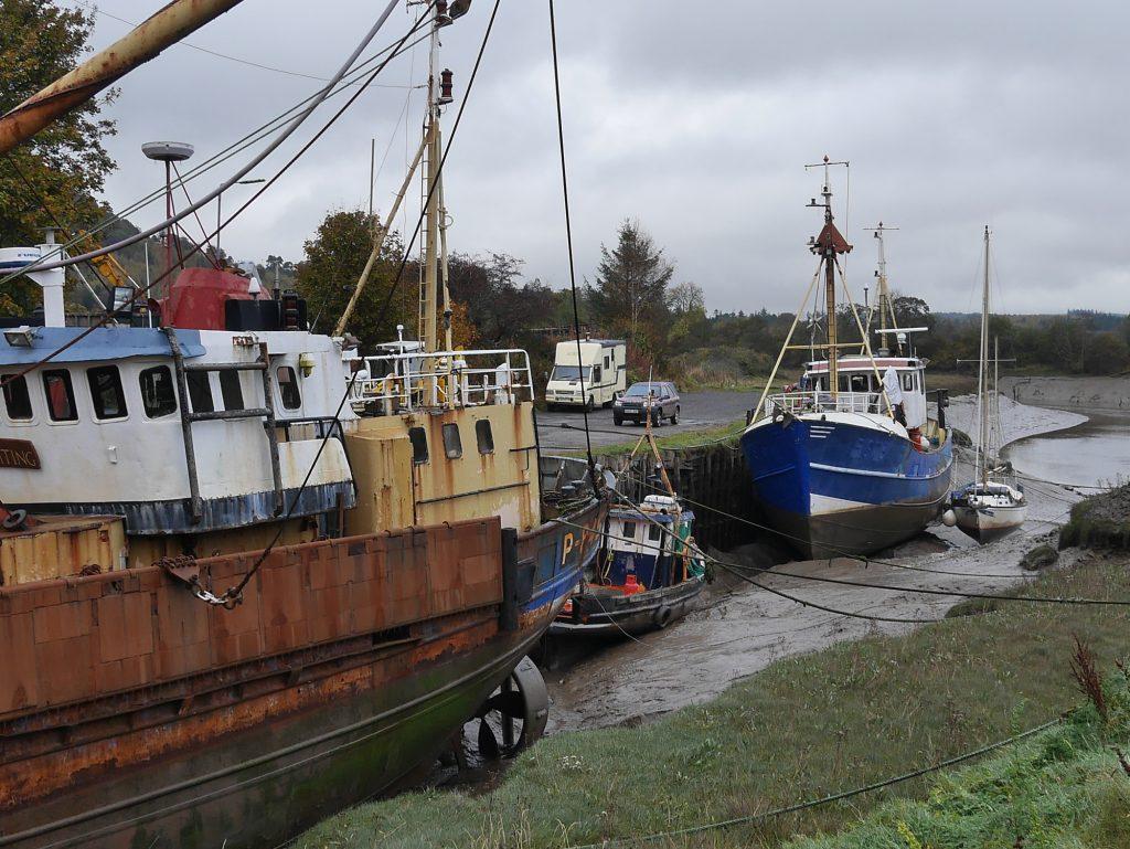Palnackie Harbour
